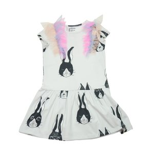Hebe【ヘベ】Dress with Rabbits|sugardays