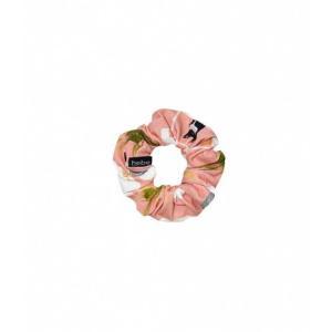 Hebe【ヘベ】Pink animal print シュシュ|sugardays