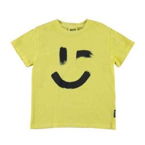 Molo(モロ) Rame Yellow Light ショートスリーブTee(size92〜size176)|sugardays