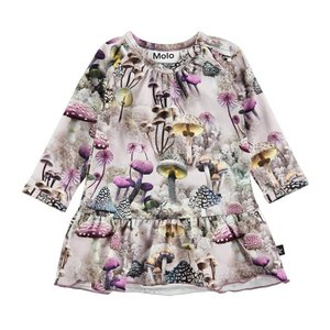 Molo(モロ)Frances Enchanted Forrestワンピース(Babysize 92まで)20%Off|sugardays