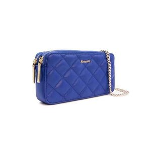 Bewaltz(ビワルツ)Plush Round Unicorn Crossbody/Blue Stripes|sugardays