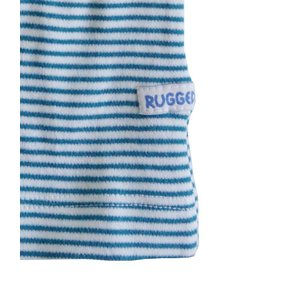Rugged Butts【ラゲッドバッツ】PeacockBlue Striped pocket Tee 20%Off sugardays 04