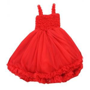Ruffle Butts【ラッフルバッツ】Princess Petti Dress Red|sugardays|02