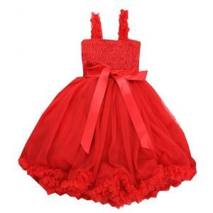 Ruffle Butts【ラッフルバッツ】Princess Petti Dress Red|sugardays|03