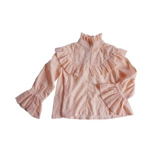 How To Kiss a Frog(ハウトゥーキス・・・)MAZI blouse powder 30%Off sugardays
