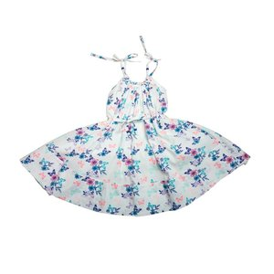 How To Kiss a Frog(ハウトゥーキス・・・)maggie dress white butterfly 30%Off sugardays