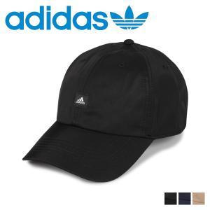 アディダス adidas キャップ 帽子 ローキャップ メンズ レディース ADS PE TWILL LOW CAP ブラック ネイビー ベージュ 黒 197-111704 [11/5 新入荷]