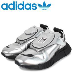 アディダス オリジナルス adidas Originals フューチャーペーサー スニーカー メンズ FUTURPACER シルバー EE5002 [予約商品 11/15頃入荷予定 新入荷]