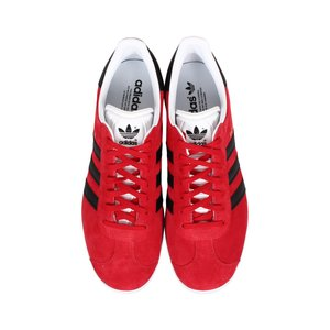 adidas Originals アディダス オリジナルス ガゼル スニーカー メンズ GAZELLE レッド EE5521 11/15 新入荷 sugaronlineshop 04