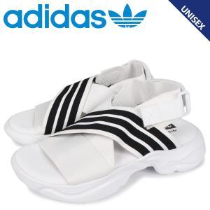 adidas Originals アディダス オリジナルス マグマ サンダル スポーツサンダル メンズ レディース 厚底 MAGMUR SANDAL W EF5848 [予約 4月上旬 新入荷予定]|sugaronlineshop
