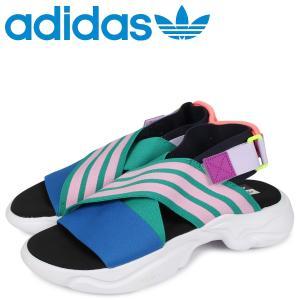 adidas Originals アディダス オリジナルス マグマ サンダル スポーツサンダル メンズ レディース 厚底 MAGMUR SANDAL W EF5864 [予約 4月下旬 新入荷予定]|sugaronlineshop