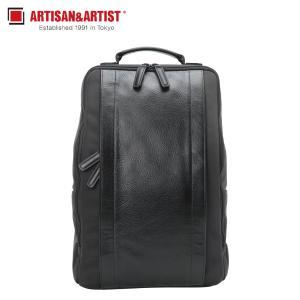 アルティザン&アーティスト ARTISAN&ARTIST リュック カメラバッグ バッグ バックパック ショルダーバッグ メンズ BACKPACK ブラック 黒 RR4-06C [予約商品 11/8頃入荷予定 新入荷]