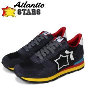 アトランティックスターズ スニーカー メンズ Atlantic STARS アンタレス ANTARES AB-89C ネイビー [10/11 再入荷]