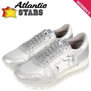 アトランティックスターズ Atlantic STARS アレナ スニーカー レディース ALHENA シルバー AG-NY-LGBB [予約商品 11/12頃入荷予定 新入荷]