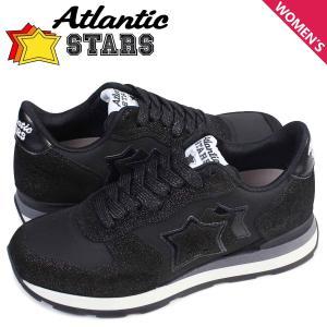 アトランティックスターズ Atlantic STARS ベガ スニーカー レディース VEGA GLN 81N ブラック [10/11 追加入荷]