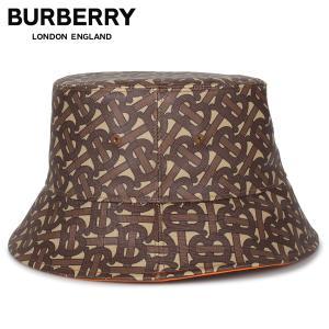 BURBERRY バーバリー ハット キャップ 帽子 バケットハット メンズ レディース BUCKET HAT ブラウン 8023808 [1/28 新入荷] sugaronlineshop