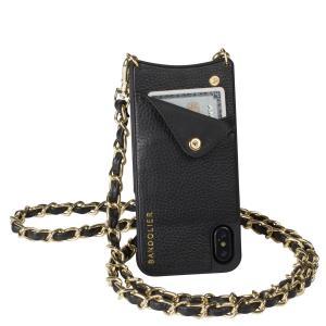 バンドリヤー BANDOLIER iPhoneX ケース スマホ アイフォン LUCY GOLD レザー メンズ レディース 予約商品 9/14頃入荷予定 新入荷|sugaronlineshop