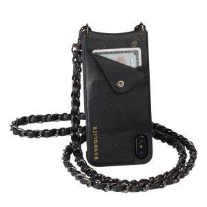 バンドリヤー BANDOLIER iPhoneX ケース スマホ アイフォン LUCY PEWTER レザー メンズ レディース 予約商品 9/14頃入荷予定 新入荷|sugaronlineshop