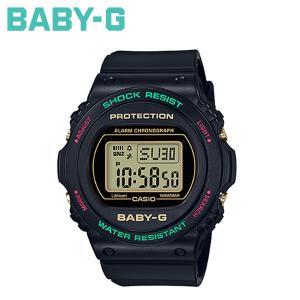 カシオ CASIO BABY-G 腕時計 BGD-570TH-1JF THROWBACK 1990S ベビージー ベビーG G-ショック レディース ブラック 黒 [予約商品 11/19頃入荷予定 新入荷]