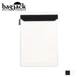 バッグジャック bagjack PCケース PCバッグ パソコンケース メンズ レディース 15インチ対応 LAPTOP COVER ブラック ホワイト [1/22 新入荷]|sugaronlineshop