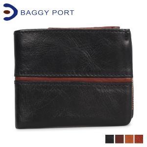 BAGGY PORT バギーポート 財布 二つ折り メンズ レディース FULLCHROME ブラック キャメル ブラウン 黒 HRD408 [1/21 新入荷]|sugaronlineshop