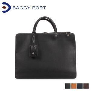 BAGGY PORT バギーポート バッグ ビジネスバッグ ブリーフケース メンズ BRIEFCASE ブラック キャメル JOB260 [1/21 新入荷]|sugaronlineshop