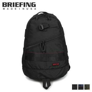 ブリーフィング BRIEFING フォース リュック バッグ バックパック メンズ FORCE M ブラック 黒 ネイビー カーキ 400219 [10/30 新入荷]