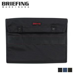 ブリーフィング BRIEFING バッグ クラッチバッグ DOCUMENT CASE BRF487219 メンズ ブラック