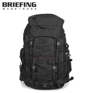 ブリーフィング BRIEFING アサルトパック リュック バッグ バックパック メンズ ASSAULT PACKER ブラック 黒 181101 [10/30 新入荷]