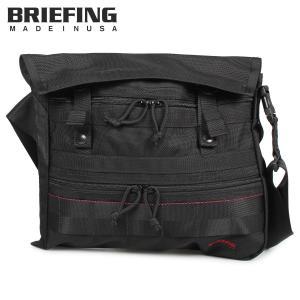 ブリーフィング BRIEFING ネオ バッグ ショルダーバッグ サコッシュ メンズ レディース NEO T-SHOULDER ブラック 黒 BRM181201 [10/31 新入荷]