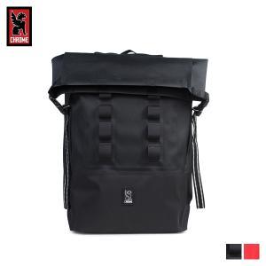 クローム CHROME リュック バッグ バックパック 28L メンズ レディース URBAN EX ROLLTOP BG-218 ブラック