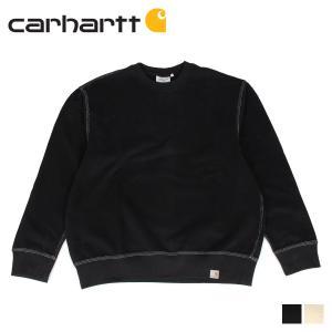 カーハート carhartt トレーナー スウェット メンズ 無地 NEBRASKA SWEATSHIRT ブラック ベージュ 黒 I027025 [11/7 新入荷]