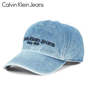カルバンクライン ジーンズ Calvin Klein Jeans キャップ 帽子 メンズ レディース DENIM CAP ブルー 4500 3065 [11/6 新入荷]