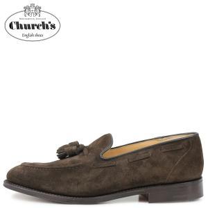 Churchs チャーチ キングスレー 2 タッセルローファー メンズ KINGSLEY 2 ブラウン EDB027|sugaronlineshop