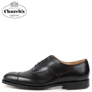 Churchs チャーチ コンサル ビジネスシューズ メンズ ストレートチップ CONSUL ブラック 黒 EEB003 [2/26 再入荷]|sugaronlineshop