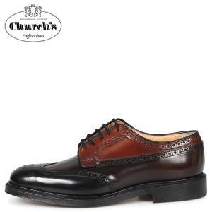 Churchs チャーチ グラフトン ウイングチップ 靴 シューズ メンズ GRAFTON ブラック 黒 EEB009|sugaronlineshop