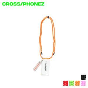 クロスフォンズ CROSS/PHONEZ ケース スマホ 携帯 アイフォン メンズ レディース ROPE ブラック レッド グリーン オレンジ ピンク 黒 ROPE [11/19 新入荷]