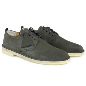 Clarks デザート ロンドン シューズ クラークス メンズ DESERT LONDON 26128284 靴 グリーン|sugaronlineshop