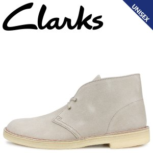 クラークス Clarks デザートブーツ メンズ レディース DESERT BOOT スエード ベージュ 26138235 [予約商品 11/13頃入荷予定 追加入荷]