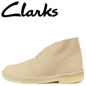 クラークス Clarks デザートブーツ デザートブーツ メンズ DESERT BOOT オフ ホワイト 26144809 [予約商品 11/8頃入荷予定 新入荷]