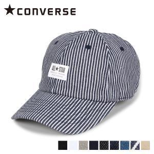 コンバース CONVERSE キャップ 帽子 ローキャップ メンズ レディース CN WH LABEL LOW CAP ブラック ホワイト グレー ネイビー ダークネイビー ヒッコリー 黒 白 187-112702 [11/5 新入荷]