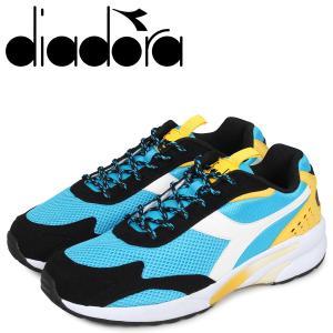 ディアドラ Diadora ディスタンス 280 スニーカー メンズ DISTANCE 280 ブルー 175099-5099 [予約商品 10/11頃入荷予定 新入荷]