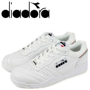 ディアドラ Diadora アクション スニーカー メンズ ACTION ホワイト 白 175361-0006 [10/11 新入荷]