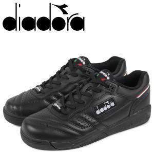 ディアドラ Diadora アクション スニーカー メンズ ACTION ブラック 黒 175361-0641 [10/11 新入荷]
