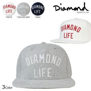 ダイヤモンドサプライ Diamond Supply Co メンズ キャップ 帽子 3カラー ARCH SNAPBACK|sugaronlineshop
