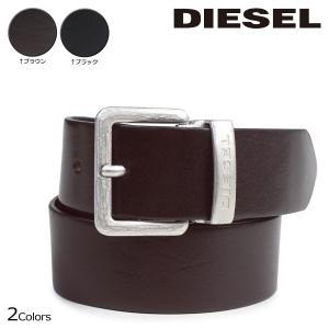 ディーゼル ベルト メンズ DIESEL バックル レザーベルト 本革 牛革 カジュアル ヴィンテージ BERES X03716 PR227 2カラー [8/9 追加入荷]|sugaronlineshop