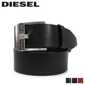 ディーゼル DIESEL ベルト メンズ レザー 本革 牛革 カジュアル BLUESTAR ブラック ブラウン X03728 PR227 [予約商品 11/3頃入荷予定 追加入荷]