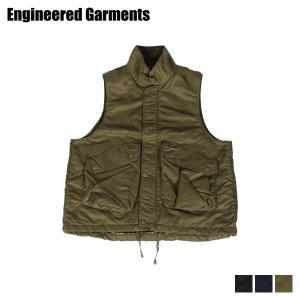 エンジニアドガーメンツ ENGINEERED GARMENTS ベスト ジレ メンズ FIELD VEST ブラック ネイビー オリーブ 黒 19FC004 [11/12 新入荷]
