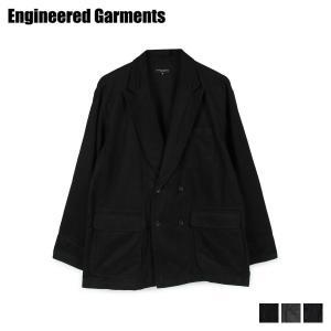 エンジニアドガーメンツ ENGINEERED GARMENTS ジャケット メンズ DL JACKET ブラック グレー 黒 19FD003 [11/12 新入荷]