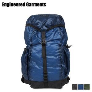 エンジニアドガーメンツ ENGINEERED GARMENTS リュック バッグ バックパック メンズ レディース UL BACKPACK ブラック ネイビー オリーブ 黒 19FH020 [11/13 新入荷]